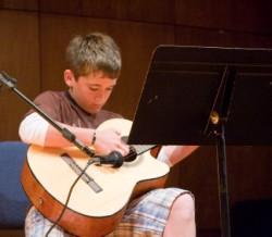 student recital 2007